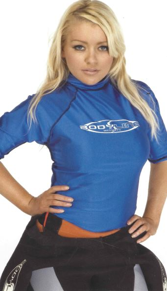 Bodyline Wetsuits Bespoke Rash Vests