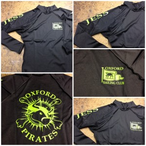 custom printed long sleeve rash vests