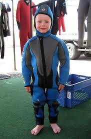 wetsuit alterations too big