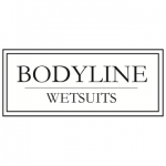 bodyline wetsuits surfing logo