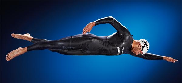 DIY triathlon wetsuit repair swimming