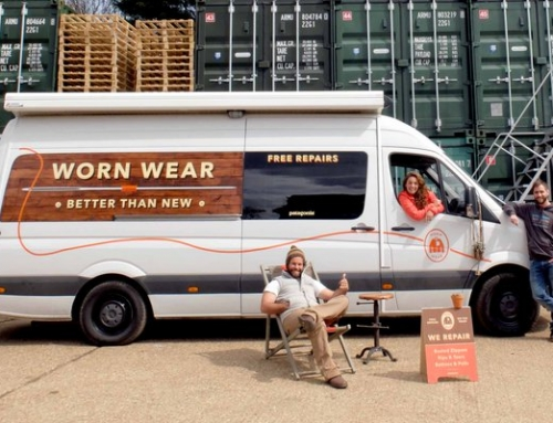Patagonia Worn Wear – Cornwall