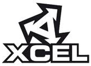 xcel wetsuits warranty logo 2