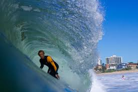 zip free wetsuit surfing